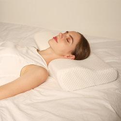 مخمل سرير نوم إسفين عامة محيط [بيلّووس] فراشة تجبيريّ يشكّل جانب نائم شخير مضادّة عنقيّة ذاكرة زبد وسادة