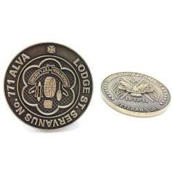 習慣は浮彫りにしたロゴのフォーラムの記念品の金属の青銅の記念する硬貨各国用文化挑戦硬貨(CO17)を