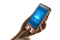 Industrial de mano de Android Smartphone resistente RFID UHF PDA Windows Escáner 2D