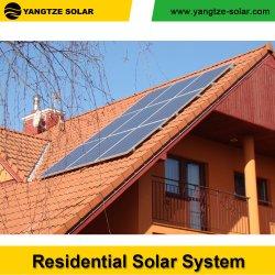 يانغتسي قدرة 7 كيلووات بنظام الطاقة الشمسية طاقة إمداد الطاقة غير القابل للانقطاع (UPS) الرئيسية نظام