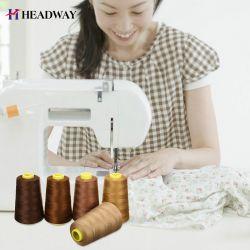 16000 м 40/2 красочные полимерная полимерная Core состоялась государственная регистрация 100% полиэстер пряжа шитье поток у производителя по пошиву одежды швейные принадлежности