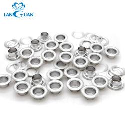 Kleid-Zubehör-Metaltüllen-Ösen-Ringe