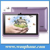 7дюйм Allwinner A13 Tablet PC Q88