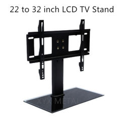 2 Using Television Wall Mount Rack와 텔레비젼 Stand
