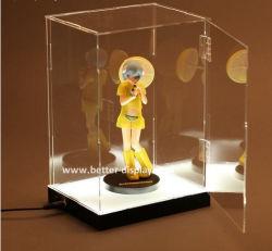 Custom акриловый светодиодный дисплей игрушек шкафа электроавтоматики