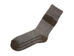 Mann-Frauen-im Freiensport-Socken mit vollem Terry (ods-02)