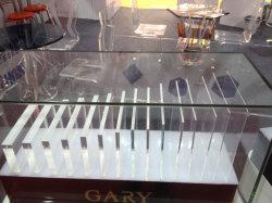 100 % nouveau matériau feuille acrylique moulé, feuille de plexiglas