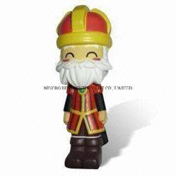 王のDesign PUの圧力の圧搾の漫画図おもちゃの人形