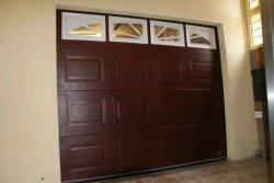 Puertas de garaje moderno con buena calidad y precio favorable