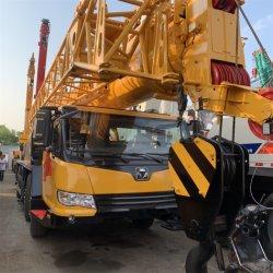 판매를 위한 양호한 상태 Qy70K-II 70ton 중국 고명한 유압 이동할 수 있는 트럭 기중기