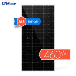 Painel Solar de alta eficiência de 350 Watt 400 Watts 460 Watt constituídos Painel de Energia Solar