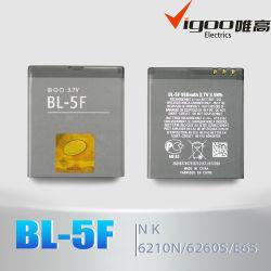 Hohe Kapazitäts-ursprüngliche mobile Batterie Bl-5f