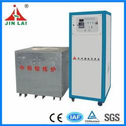 آلة حنجرة من الألومنيوم بالحث متوسط التردد 100 كجم (JLZ-110KW)