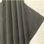 Nouveau design 50d polyester Tissu pongés étanche avec transfert Film Nacrées et ultrasoniques Quilting