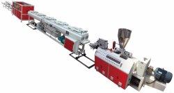 tuyau en PVC (dia. 16-63, 2 cavités dans 1 die) Ligne de Production/ligne d'Extrusion de tuyau
