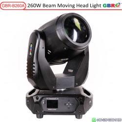 Gbr 260W перемещение головки фары дальнего света для события свидетельствуют о