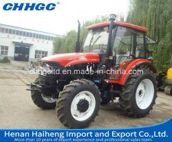 Tracteurs agricoles 85HP 854 avec moteur Perkins ou Yto
