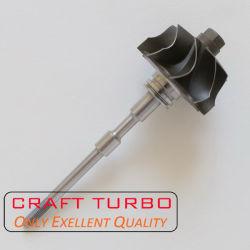Gt15 743309-0004 вал турбинного колеса