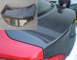 Корпус из углеродного волокна (СЛ) крышки багажного отделения для Hyundai Genesis / Rohens Coupe 2008+