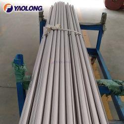 19mm de acero inoxidable de pequeño diámetro del tubo de transporte de fluidos industriales