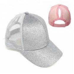 Flash Le capuchon argenté, Mesh Pac, camionneur chapeau avec design personnalisé