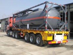 Largement utilisé 20ft 40FT ISO personnalisée contenant du réservoir de gaz