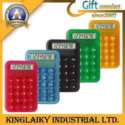 Calculadora electrónica coloridos con diseño de logotipo para la promoción (KA-8300)