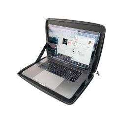 Laptop van het Geval van het notitieboekje Laptop van de Douane van Zakken het Geval van de Aktentas Laptop van het Schuim van EVA van 15.6 Duim de Schokbestendige Laptop van het Geval Gevallen van het Geval van de Zak van het Notitieboekje Draagbare Harde voor Laptop