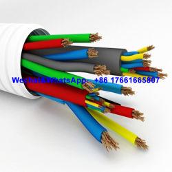 Fil électrique/Textile câble Câble Câble/tissu de coton sur le fil avec RoHS