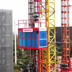 Fabrik Preis Bau Hebezeuge Passagier-und Material Hebezeug Gebäude Aufzug Aufzug Man Lift
