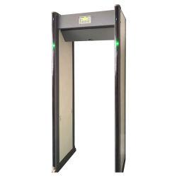 Secugate 550m для обнаружения взрывчатых веществ дверной рамы портативного металлоискателя ходьбы через металлоискатель