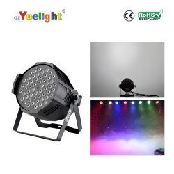 DJ Disco Stage Washing 54PCS 4in1 RGBW LED PAR ライト