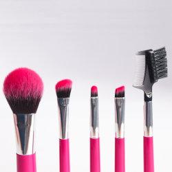 5 Piezas Set de viaje portátil cepillo cosmético