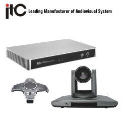 Eenheid Met meerdere balies van de Controle van het Systeem van de Videoconferentie van de Definitie van het netwerk de Aanpassings Hoge MCU