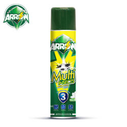 Para a sala de spray insecticida Use Spray piretróides aerossol