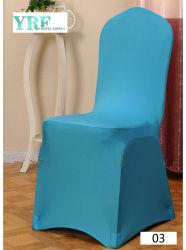 スパンデックスバンド結婚式の椅子カバー椅子が付いているYrfの工場価格の椅子のサッシュ