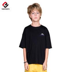 t-셔츠가 아이들 새로운 디자인에 의하여 농담을 한다