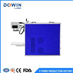 Faser-Laser-Gravierfräsmaschine 20W für kupfernen silbernen Edelstahl
