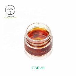 Pureté élevée 50 % 60 % 70 % 80 % 90 % de la CDB à spectre complet de l'huile de chanvre pour la vente