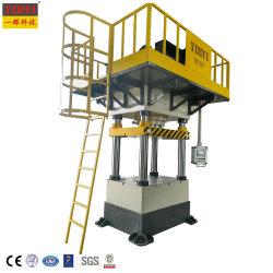 Китай на заводе изготовителя металлические тиснение четыре должности вверх гидравлического пресса