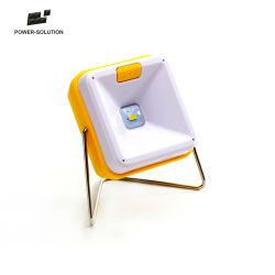 Energía verde la pequeña portátil de luz de lectura LED Solar