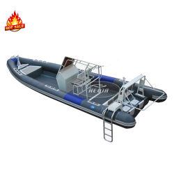 Rhib 860 20 ' 22FT barche militari giranti 760 della nervatura di Hypalon dell'orca di gomma di alluminio della grande grande Barvoy pattuglia da 27 FT 32feet