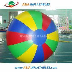 3m de diamètre Ballon de plage de sable coloré Jeux gonflables