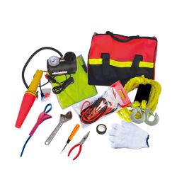 路傍の自動車部品の救急処置のアクセサリ車の緊急の工具セット