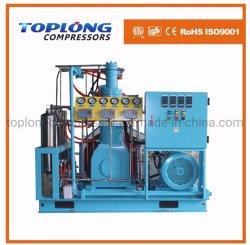 Exempt d'huile du compresseur d'oxygène de l'azote haute pression compresseur Booster (Gow-20/4-150 Approbation CE)