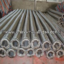 ステンレス鋼ワイヤー組みひもが付いている304本の軟らかな金属のホース