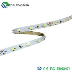 Energie - besparings60LEDs LEIDENE 4.8W/M 3528 Strook voor het Project van de Verlichting