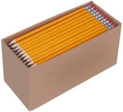 Vorgeschärfte Holzbleistifte Mit #2 Hb-Bleistiften