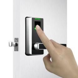 Новый дизайн сети стандартный считыватель отпечатков пальцев квартира управления электронной блокировки замков дверей с задней панели питания