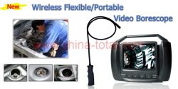 Беспроводной портативный видео Borescope (VB-900AV)